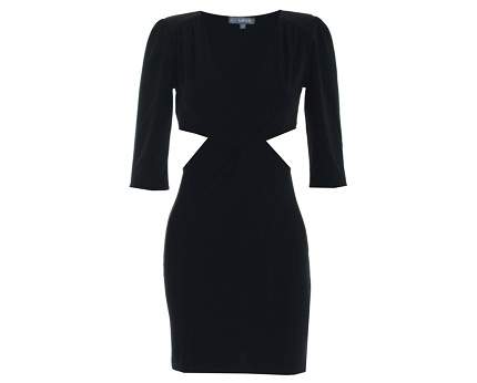 Cut Out Bodycon Dress at In Love With Fashion