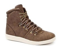 Hi-Top Hiker Boots at Newlook