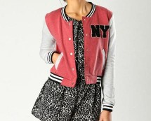 Baseball Jacket at Boohoo
