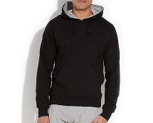 Black Hoodie at Newlook