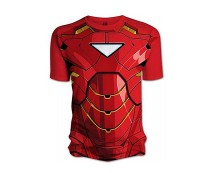 Iron Man Costume at Play