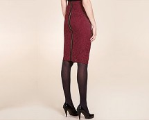 Lace Pencil Skirt at Marks & Spencer