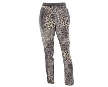 Snake Print Trousers at Dorothy Perkins