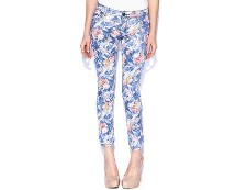 Floral Jeans at Boohoo