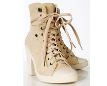 Heeled Trainers