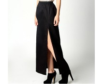Maxi Skirt at Boohoo