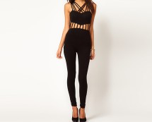 Unitard with Straps at Asos