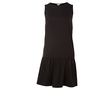 Drop Waist Dress at Newlook