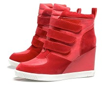 Wedge Trainers at AX Paris