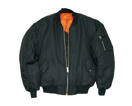 Old School Bomber Jacket - Green @ lookcubes - Affordable Fashion
