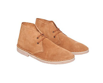 Desert Boots at Republic
