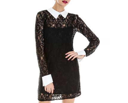 Lace Dress at Goddiva