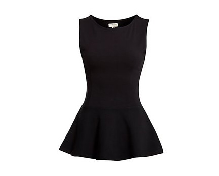 Peplum Shell Top at Newlook