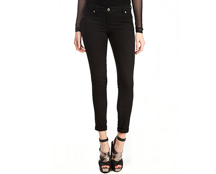 Raspberry Skinny Jeans at Republic
