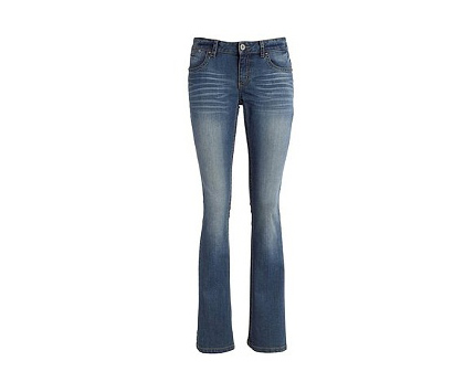 Stretch Bootcut Jeans at Ellos