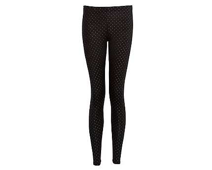 Studded Leggings at Newlook