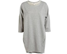Tunic with Elbow Patches at Ellos