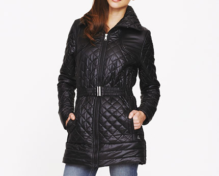 Adidas Cross Quilted Jacket at Isme