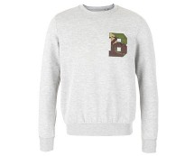 B Applique Sweater at Newlook