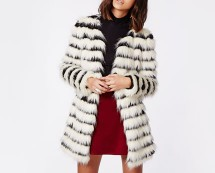 monochrome-faux-fur-coat