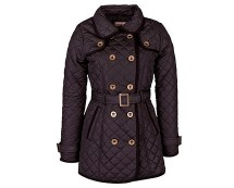 Quilted Military Jacket at Tesco
