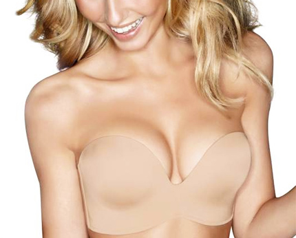 Wonderbra Ultimate Strapless Bra at Tesco