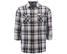 Casual Checked Mens Shirt at Asda