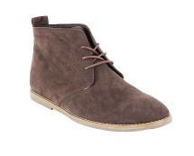 F&F Mens Desert Boots at Tesco