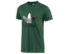 Men's Adidas Trefoil T-shirt at Adidas