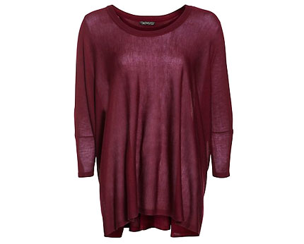 Misumi Batwing Oversized Knit Jumper at Newlook