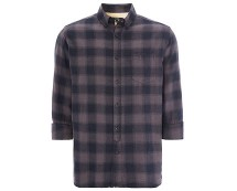 Casual Checked Shirt For Men at Asda