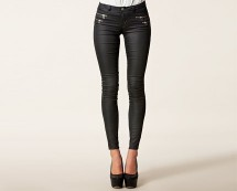 Only Olivia Regular Zip Skinny Jeans at Nelly
