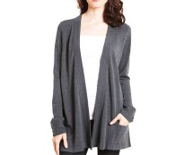 Cashmilon Long-line Cardigan at Marks & Spencer