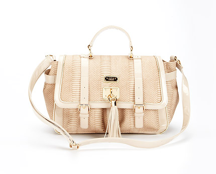Lipsy Snake Shoulder Bag at Very