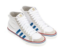 Men's Nizza Hi Shoes at Adidas
