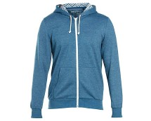 Men's Aztec Zip Up Hoody at New Look