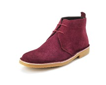 Men's Suede Dessert Boots at Isme
