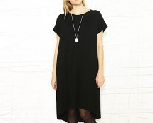 Oversized Jersey Tea Dress at Urban Outfitters