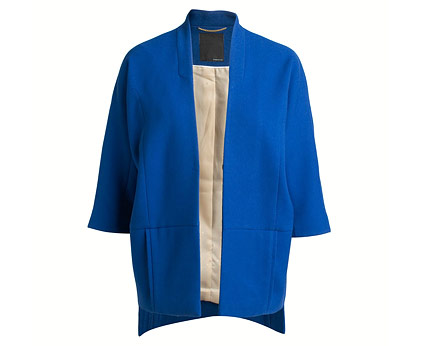 Batwing Three Quarter length Jacket at La Redoute