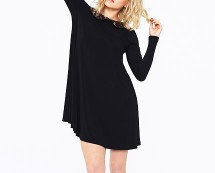 Fearne Cotton Leopard Collar Swing Dress at Very