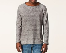 Grey Men's Crew Neck Knit at Nelly