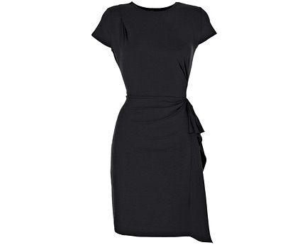 Frill Side Shift Dress at Bon Prix