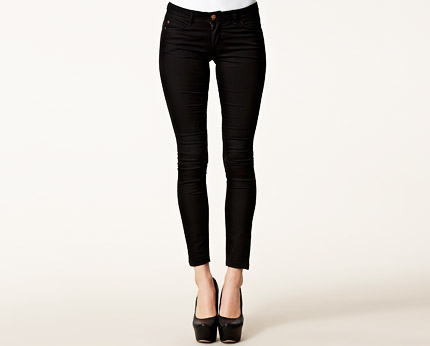 Low Waist Skinny Jeans at Nelly