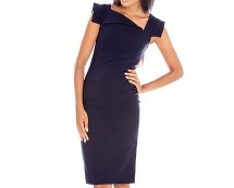Chic Mad Men Style Dress