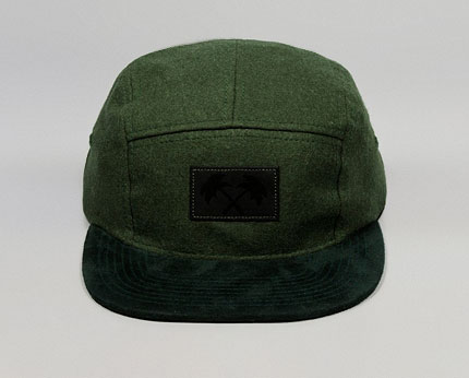 Trainerspotter Tiger 5 Panel Cap
