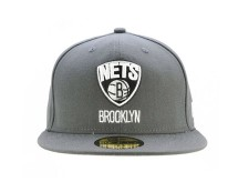 New Era Brooklyn Nets Cap - Grey