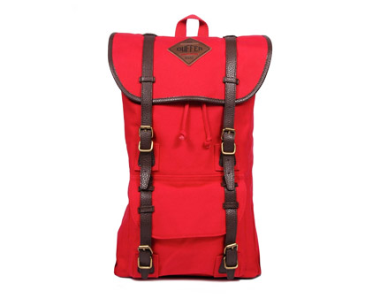 Duffer of St George Quebec Backpack - Red