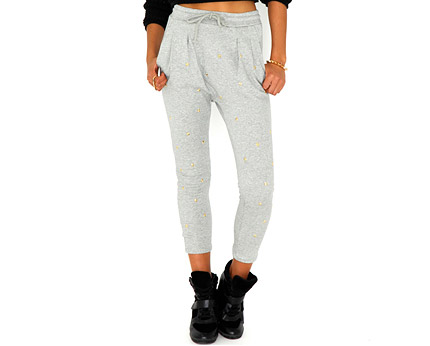 Studded Sweatpants Missguided