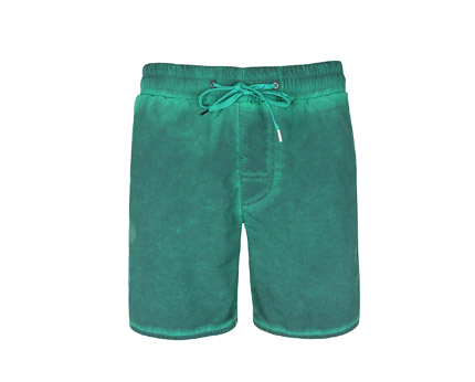 Men's Swimming Shorts - Green