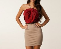 Chain Belted Dress Nelly